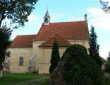 Kościół franciszkański z XVIIw. w Nieszawie