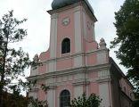 Kościół pofranciszkański w Grabowie na Prosną