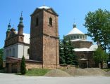 Kościół pw. św. Rozalii i Marcina we wsi Zagnańsk