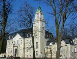 Pałac w Borowej Oleśnickiej