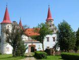Zamek we wsi Stoszowice