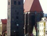 Dzwonnica przy kościele św.Andrzeja w Środzie Śląskiej