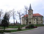 Kościół ewangelicki Św. Krzyża w Miedzyborzu