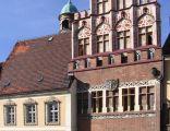 Ratusz w Środzie Sląskiej