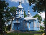 Cerkiew św. Barbary w Milejczycach