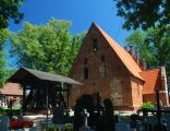 Kościół św. Michała Archanioła we wsi Miłoradz