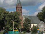 Kościół św. Andrzeja Boboli w Golczewie