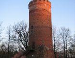 Wieża zamkowa w Golczewie