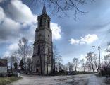 Wieża kościoła ewangielickiego w Kożuchowie