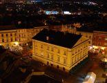 Trybunał Koronny w Lublinie - widok z Bramy Trynitarskiej
