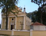 Kościół parafialny w Niedrzwicy Kościelnej