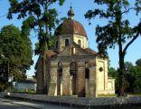 Cerkiew greckokatolicka pw. św. Jerzego z 1900 r. w Cieszanowie
