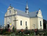Kościół pw. Świętej Trójcy w Starym Dzikowie