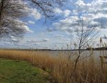 Jezioro Kałębie przy Dobrym Bracie