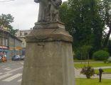 Figura św. Jana Nepomucena na Placu Opatrzności Bożej