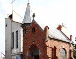 Nisko - kośiół i kaplica w Malcach-3