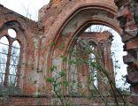 Nętkowo, ruiny dawnego kościoła ewangelickiego (02)