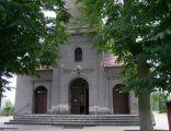 2008 08060002 - Jabłonna - kościół z 1852 r. pw. NSPJ