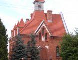Pastwa, kościół pw. NSPJ