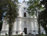 Kościół, ob. par. pw. Matki Boskiej Bolesnej w zespole klasztornym kartuzów w Gidlach 01