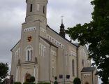 Padew Narodowa, Kościół parafialny