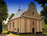 Gać Kaliska Kościół fil pw.Sw Małgorzaty