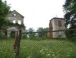 Resztki pałacu1 Jasień, powiat bytowski